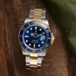 Rolex Submariner Date 126613lb Watch Front View 1
