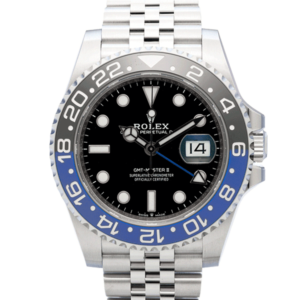 GMT-Rolex-Batman-Face