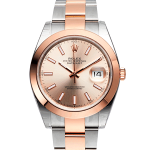 Rosegold-Datejust