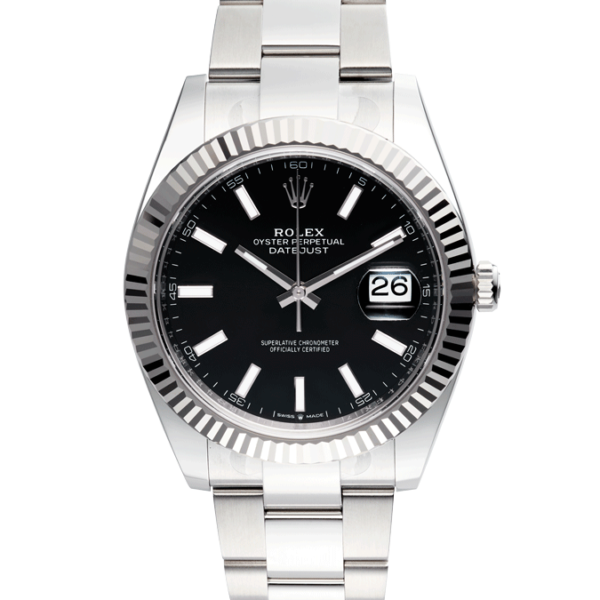 Black-Datejust-Oyster