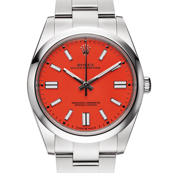 Coral-OysterPerpetual-Rolex