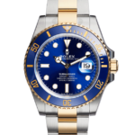 Rolex Submariner Date Two-Tone Yellow Gold Oystersteel Ref. 126613LB