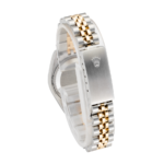 Rolex Ladies Datejust Two-Tone Yellow and White Gold Jubilee Bracelet Clasp