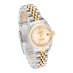 Rolex Ladies Datejust Two-Tone Yellow and White Gold Jubilee Bracelet