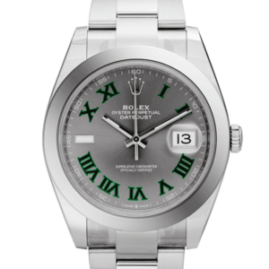 Datejust-Green-Rolex