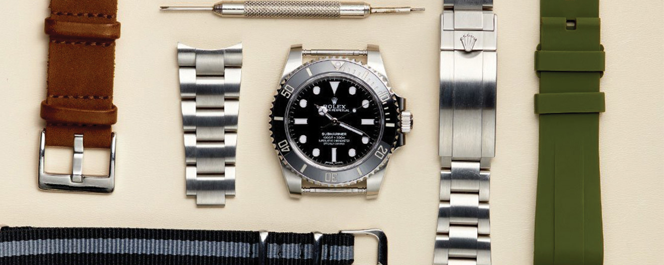 How To Change Your Watch Strap or Bracelet Blog Banner Image