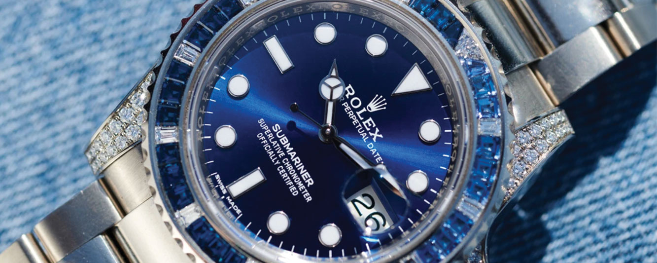 The Rolex Submariner 116659SABR: A dazzling piece quietly released by Rolex Blog Banner Image
