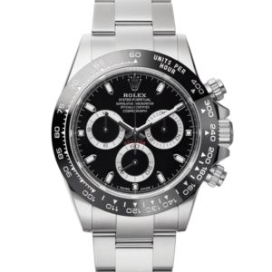 Black-Daytona-Rolex-Face
