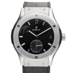 Hublot Classic Fusion Power Reserve 8 Days 45mm Ref. 516.NX.1470.LR Watch Front view 2