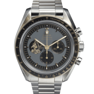 Omega-speedmaster 310.20.42.50.01.001 Grey Dial Color Watch Front View