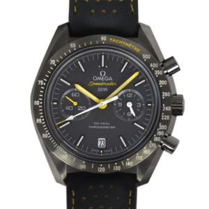 Omega Speedmaster 311.92.44.51.99.001 Black Dial Color Watch Front View