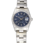 Rolex Date Oyster 15210 Watch Front View