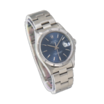 Rolex Date Oyster 15210 Watch Top View 2