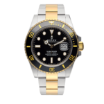 Rolex Submariner Date 126613ln Black Dial Color Watch Front View 3