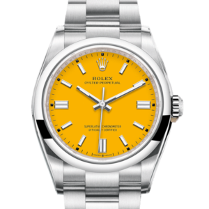 Yellow-OysterPerpetual-Rolex