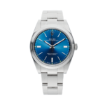 Rolex Oyster Perpetual 39 Ref. 114300 Watch Front View 1