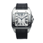 Cartier Santos 100 Large Ref. W20073x8 Watch front View 1