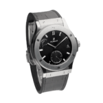 Hublot Classic Fusion Power Reserve 8 Days 45mm Ref. 516.NX.1470.LR Watch Front view 5
