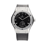Hublot Classic Fusion Power Reserve 8 Days 45mm Ref. 516.NX.1470.LR Watch Front view 3