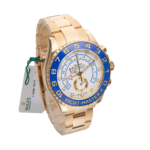 Rolex Yacht-master Ii Ref. 116688 White Dial Color Watch Side View 1