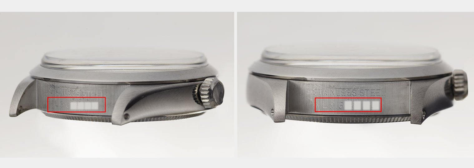 Serial and numbers model rolex Rolex serial