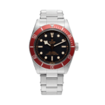 Tudor Black Bay 79230r Black And Red Color Watch Front View 5