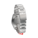 Tudor Black Bay 79230r Black And Red Color Watch Backside View