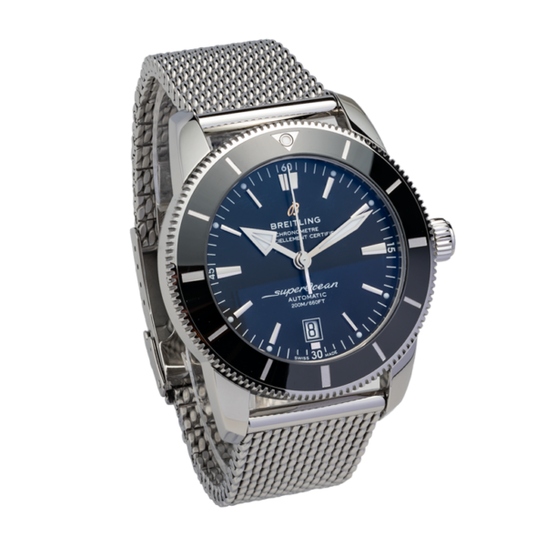 Breitling SuperOcean Heritage B20 Automatic 44 mm Ref. AB2020121B1A1 watch front view 7