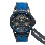 Roger DuBuis Excalibur Huracan front blue