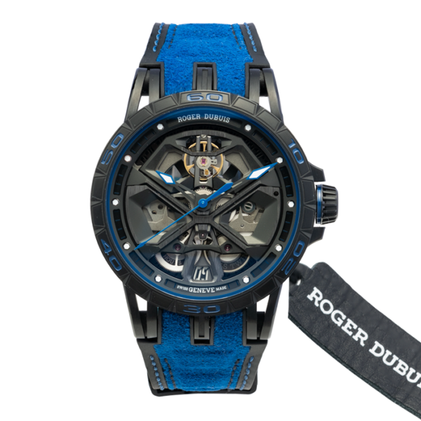 Roger Dubuis Excalibur Spider Huracán Rddbex0749 Watch Front View 1