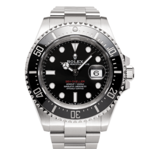 Rolex Sea-Dweller Oyster Black 43 MM Ref. 126600