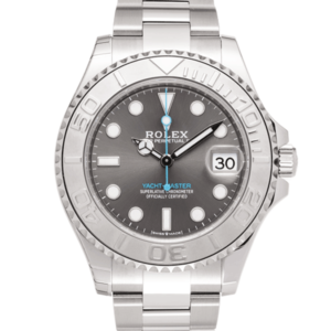 Rolex Yachtmaster Rhodium-Face2