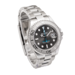 Rolex Yacht-Master Slate Dial Rolesium 40 MM Stainless Steel Ref. 268622