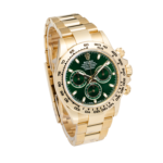 Rolex Cosmograph Daytona Green Dial 40mm Ref. 116508 Watch Front View 14
