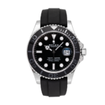 Rolex Yacht-master 42 Mm Oysterflex Ref. 226659 Black Dial Color Watch Front View