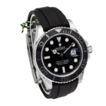 Rolex Yacht-master 42 Mm Oysterflex Ref. 226659 Black Dial Color Watch Side View 3