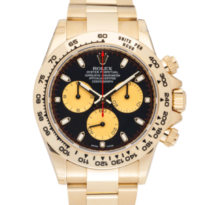 Rolex Cosmograph Daytona 116508bkpn Watch Front View