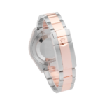 Rolex Yachtmaster Rosegold Brown Dial-Back