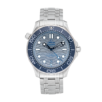 Automatic Blue Dial Steel-Full