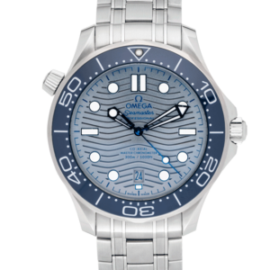 Automatic Blue Dial Steel-Face2