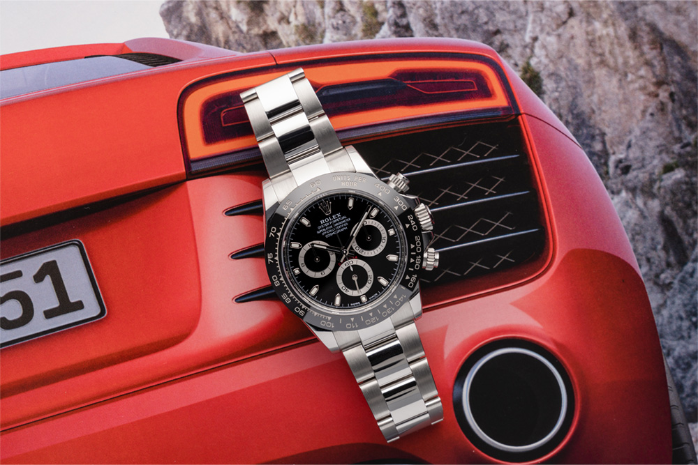 The Rolex Daytona is the ultimate tool for drivers. Here we will teach you How to use the Rolex Daytona