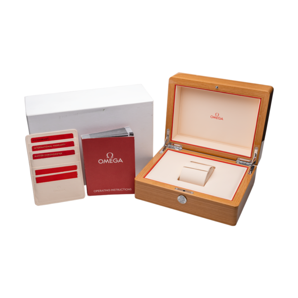 Omega Seamaster Co‑Axial Master Chronometer Ref.210.30.42.20.06.001 Watch with open box