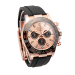 Rolex Cosmograph Daytona Rose Gold Ref. 116515ln Watch Front View 2