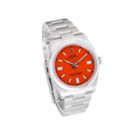Rolex Oyster Perpetual 126000 Red-Side