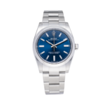 Rolex Oyster Perpetual Blue-Full