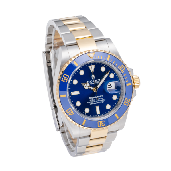 Rolex Bluesey Used-Side