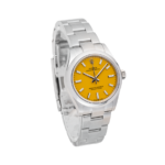 Rolex Oyster Perpetual 277200 Yellow-side
