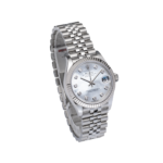 Rolex Datejust Pearl Dial-Side