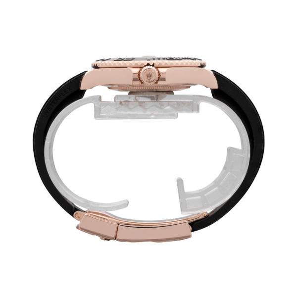 Rolex Yachtmaster Rosegold-Crown