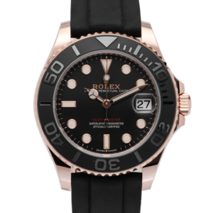 Rolex Yachtmaster Rosegold-Face2